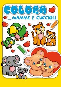 colora mamme e cuccioli_7005