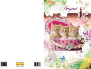 7009 cesta gatti