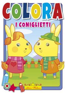 Colora i conigli