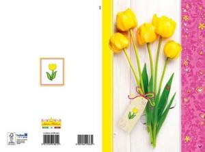 3270 auguri tulipani donna small