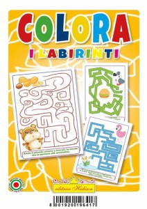Colora i labirinti small